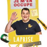 Philippe Laprise - JE M'EN OCCUPE